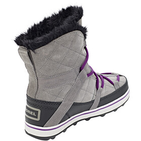Sorel W's Glacy Explorer Shortie Boots Quarry